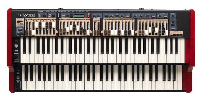 Hammond no | organs, synths, music